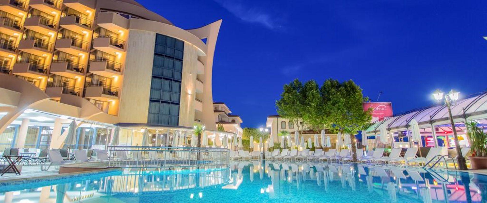 Отдых в Болгарии, Солнечный Берег, Отель Fiesta M
