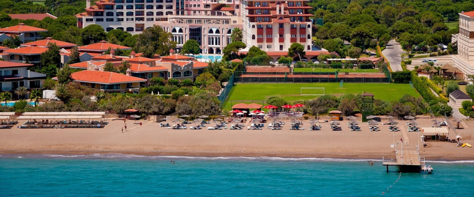 Odihnă la mare în Turcia, Belek, Hotel Sirene