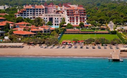 Отдых на море в Турцию, Белек, Отель Sirene