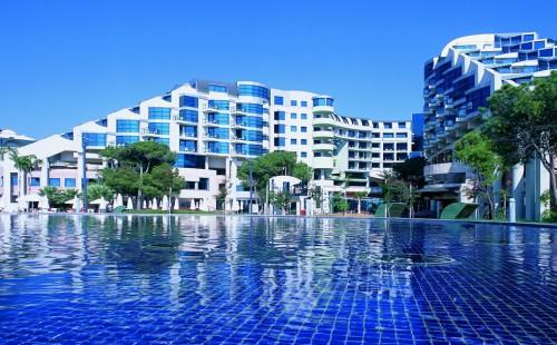 Vacanță în Turcia, Belek, Hotel Cornelia De Luxe Resort