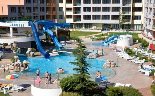Odihnă în Bulgaria, Sunny Beach, Trakia Plaza Hotel