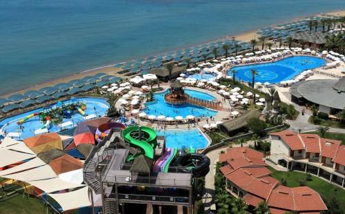 Tururi în Turcia, Belek, Hotel Papillon Belvil