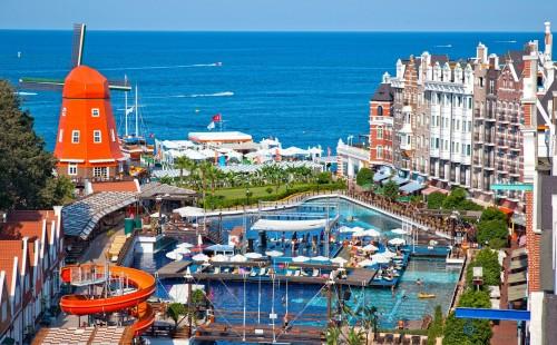 Туристический пакет в Турцию, Orange County Resort