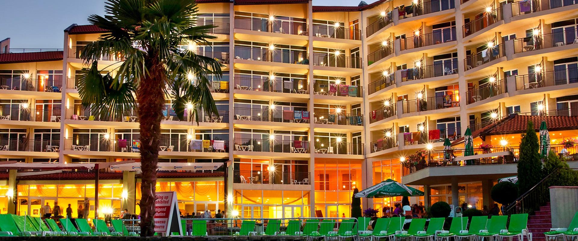 Odihnă în Bulgaria, Golden Sands, Madara Park Hotel