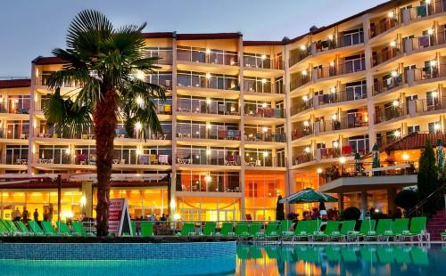 Отдых в Болгарии, Золотые Пески, Отель Madara Park Hotel