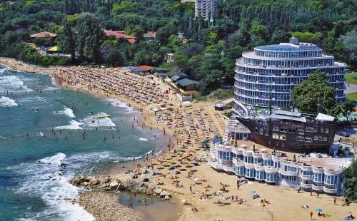 Болгария, Св. Константин и Елена, Sirius Beach Hotel
