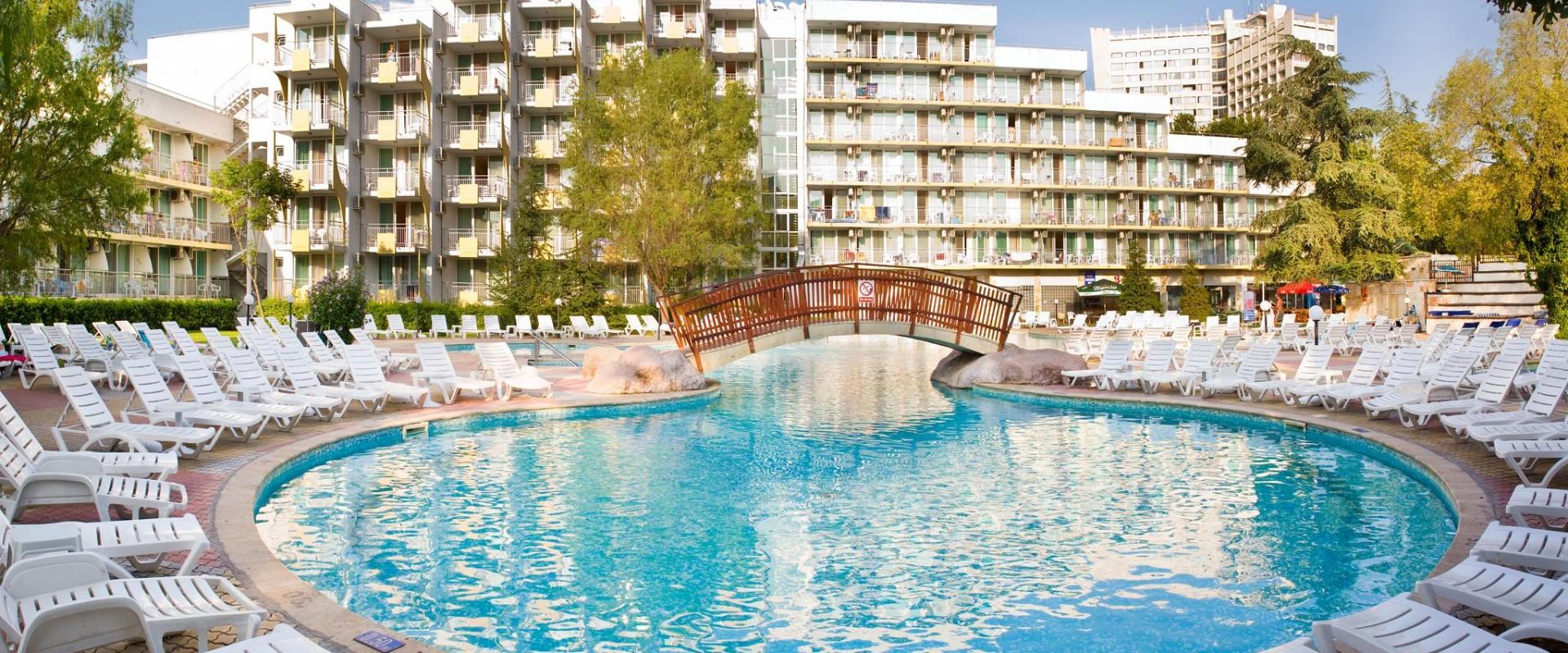 Odihnă la mare în Bulgaria, Albena, Hotel Laguna Garden