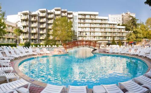 Отдых на море в Болгарии, Албена, Отель Laguna Garden