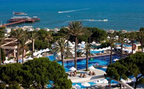 Лето 2020, Турция, Белек, Отель Limak Atlantis Deluxe