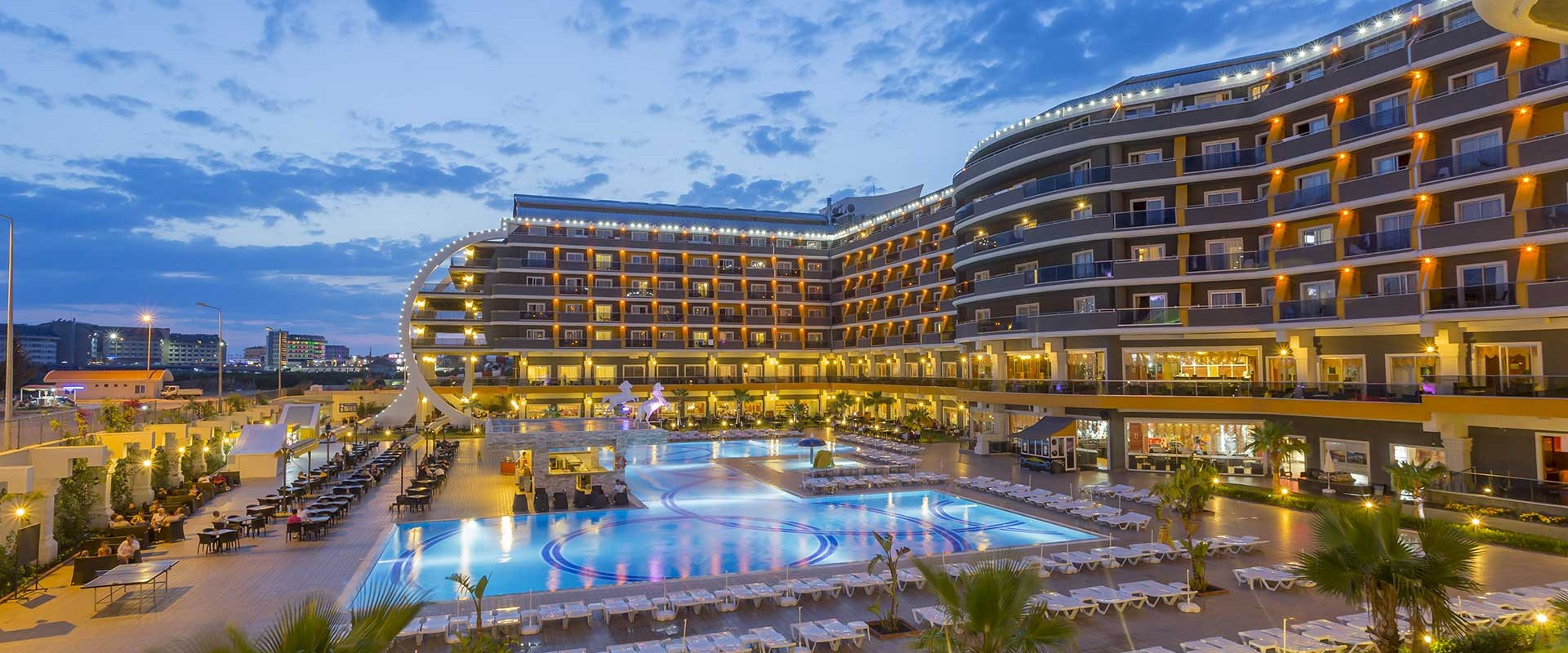 Turcia, Alanya, Hotel Senza The Inn Resort & Spa