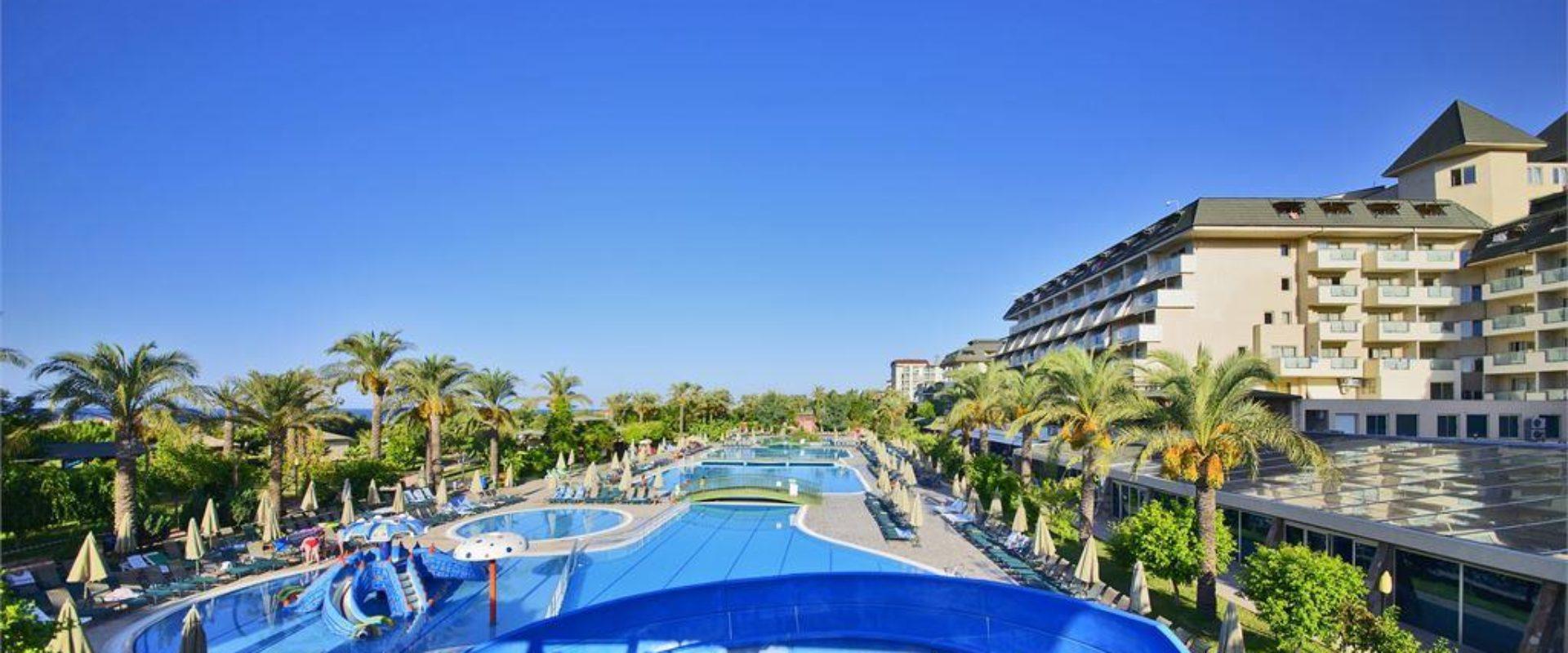 Отдых в Турцию 2020, Аланья, Отель MC Arancia Resort