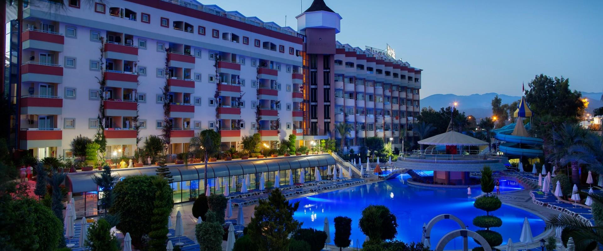 All inclusive în Turcia 2020, Alanya, Hotel Saphir