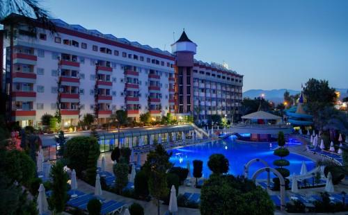 Всё включено в Турцию 2020, Аланья, Отель Saphir