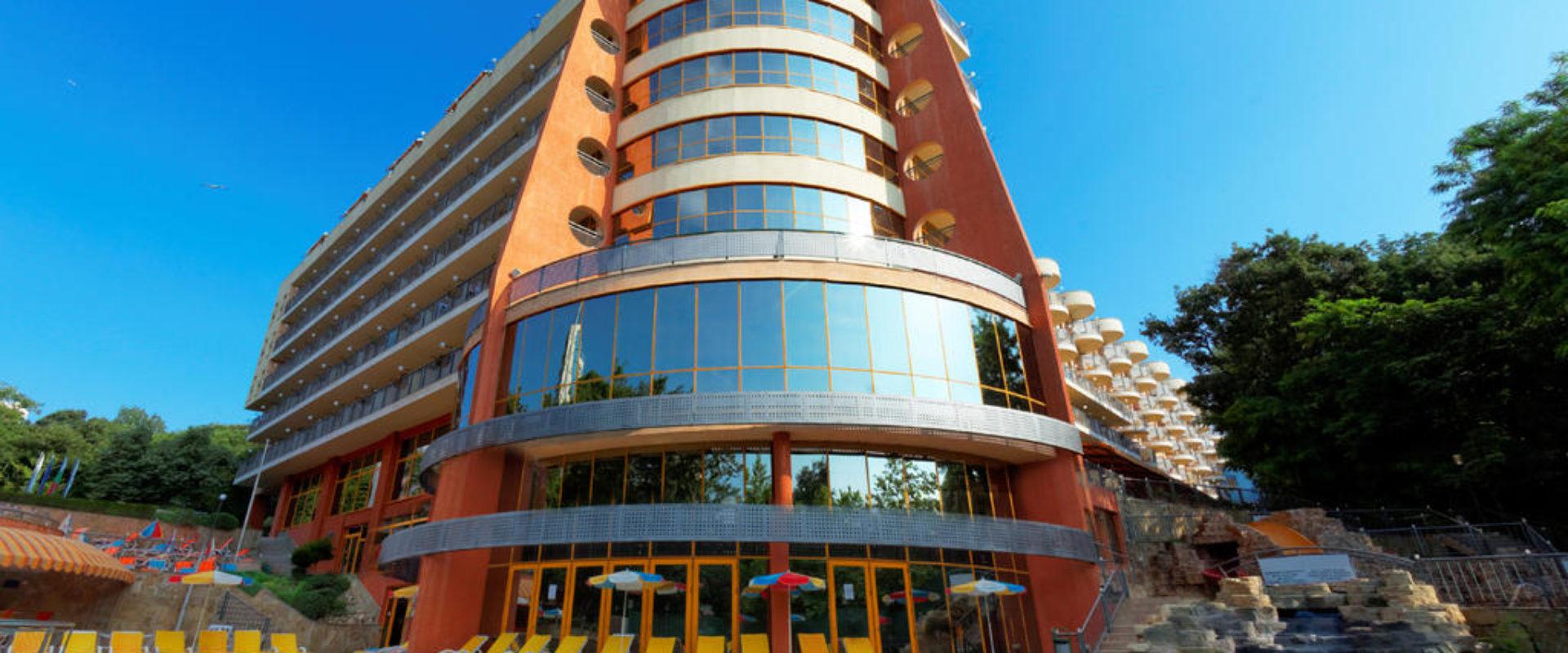 Отдых в Болгарии 2021, Золотые Пески, Отель Atlas 4*