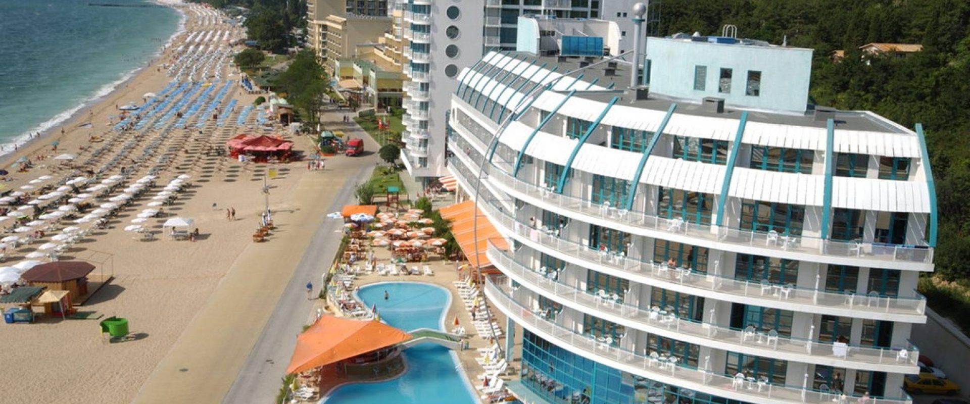Odihnă în Bulgaria, Golden Sands, Hotel Berlin Golden Beach