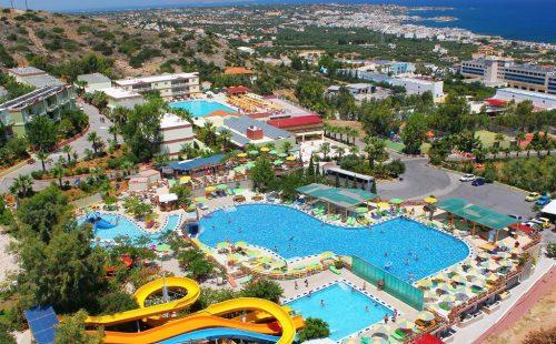 Odihnă în Grecia, Insula Creta, Hotel Aqua Sun Village