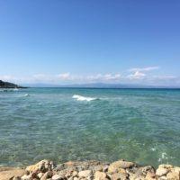 Odihna in Halkidiki