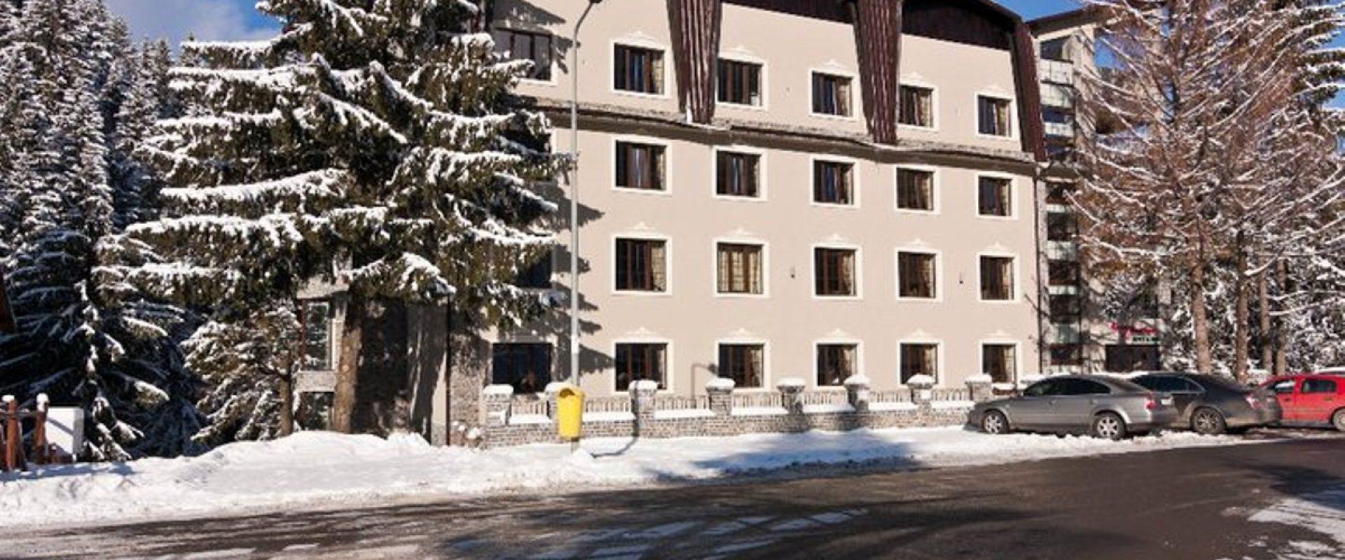 Горы Румынии, Пояна Брашов, Отель The Rizzo Boutique