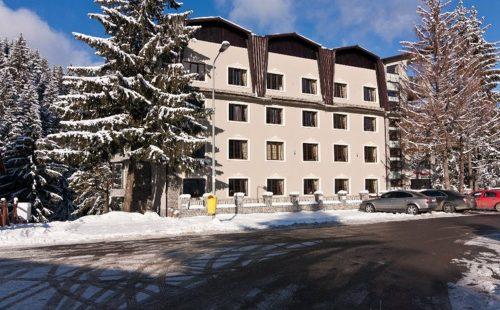 Munte România, Poiana Brașov, Hotel The Rizzo Boutique