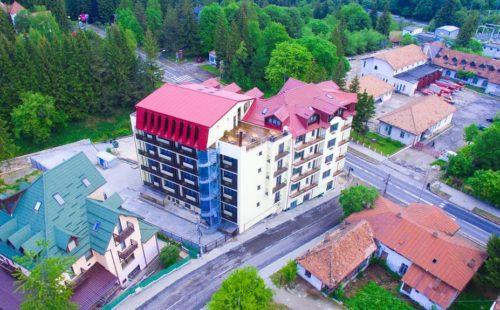 Odihnă în munți 2019, România, Predeal Hotel Piemonte