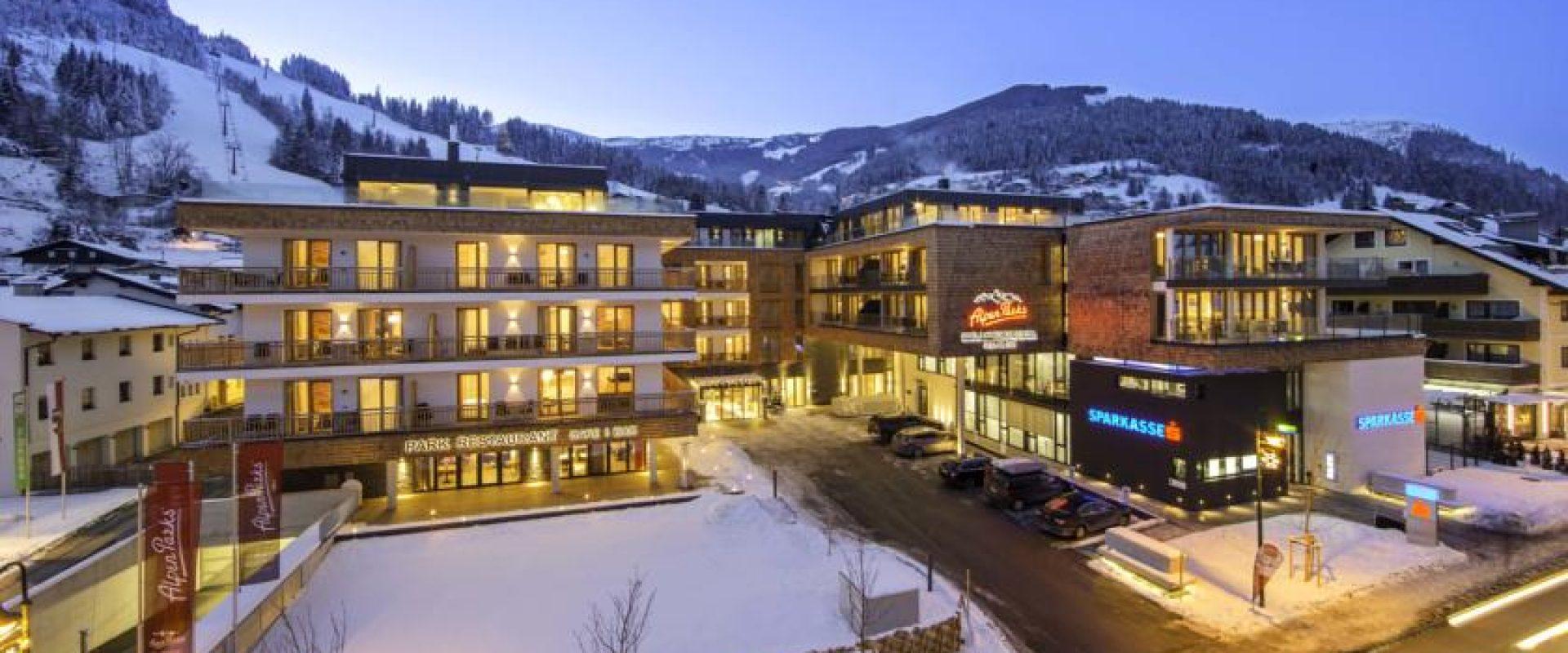 Munte Austria, Kaprun, AlpenParks Hotel & Apartment Central