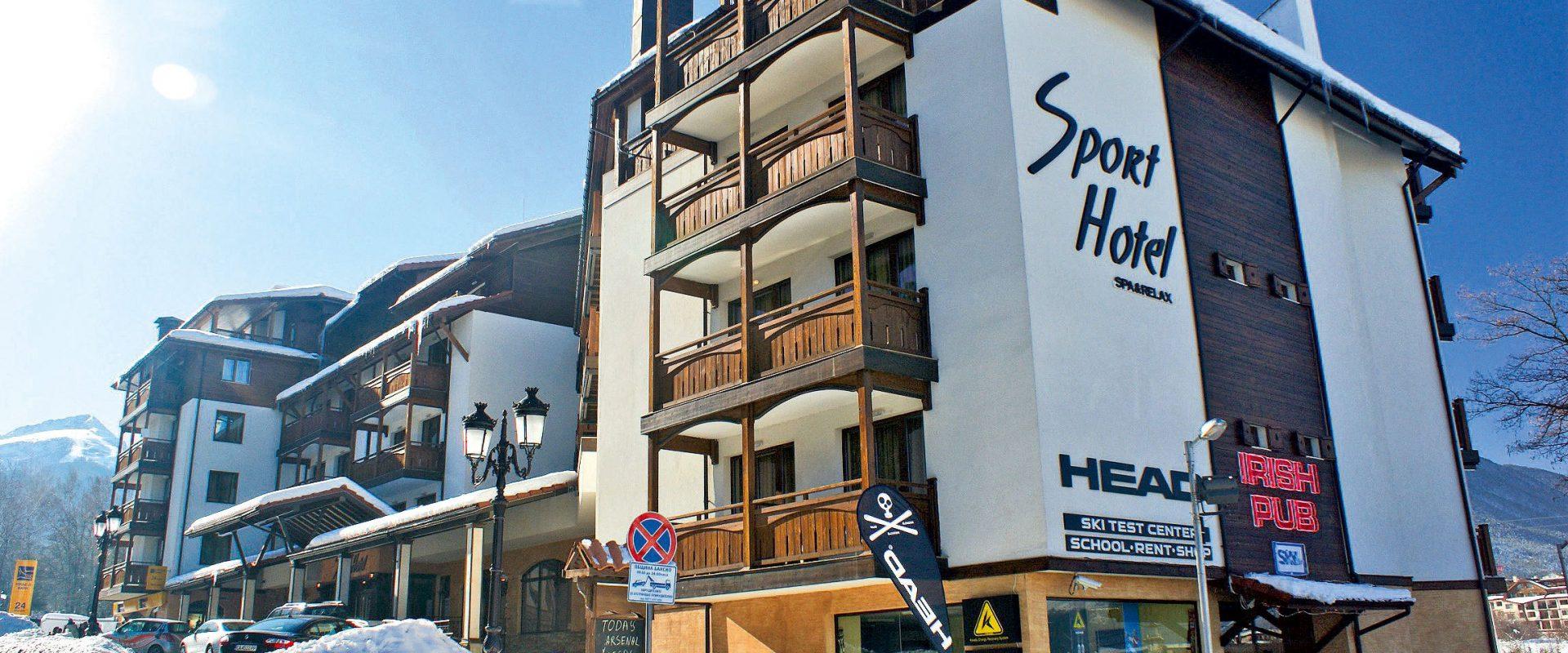 Vacanță la munte în Bulgaria, Bansko, Hotel MPM Sport