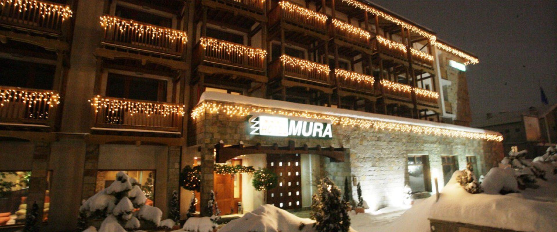 Отдых в горах Болгарии, Банско, Отель Mura
