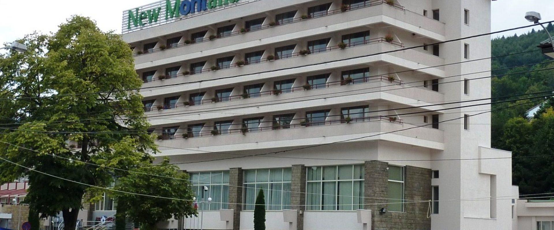 Munte România, Sinaia, Hotel New Montana