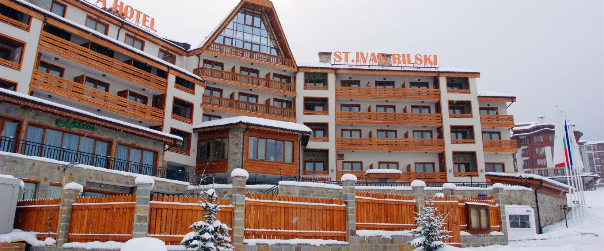 Vacanță în Carpați, Bulgaria, Bansko, Hotel Saint Ivan Rilski