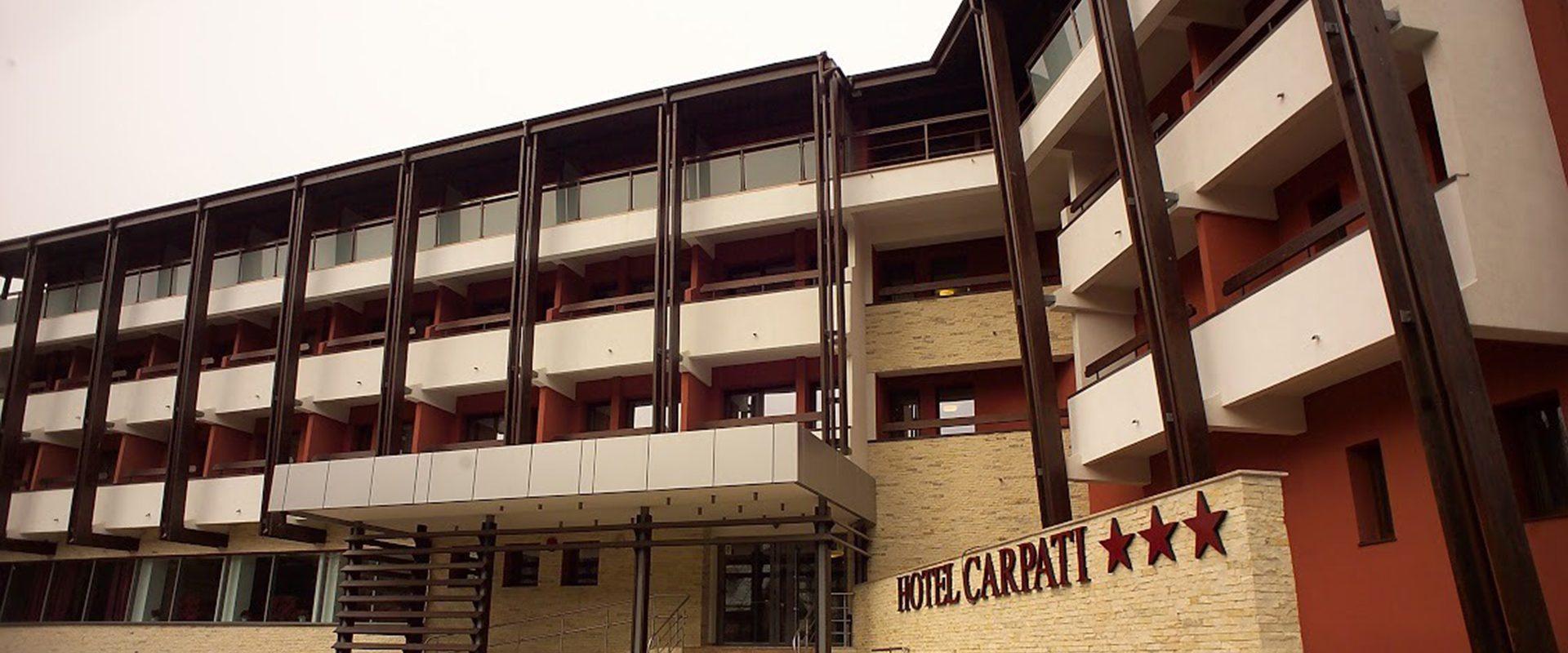 Отдых в горах Румынии, Предял, Отель Carpați