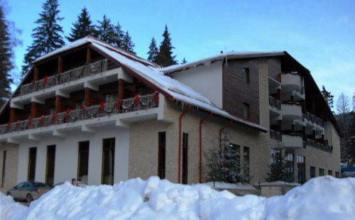 Odihnă la munte în România, Hotel Poiana Ursului