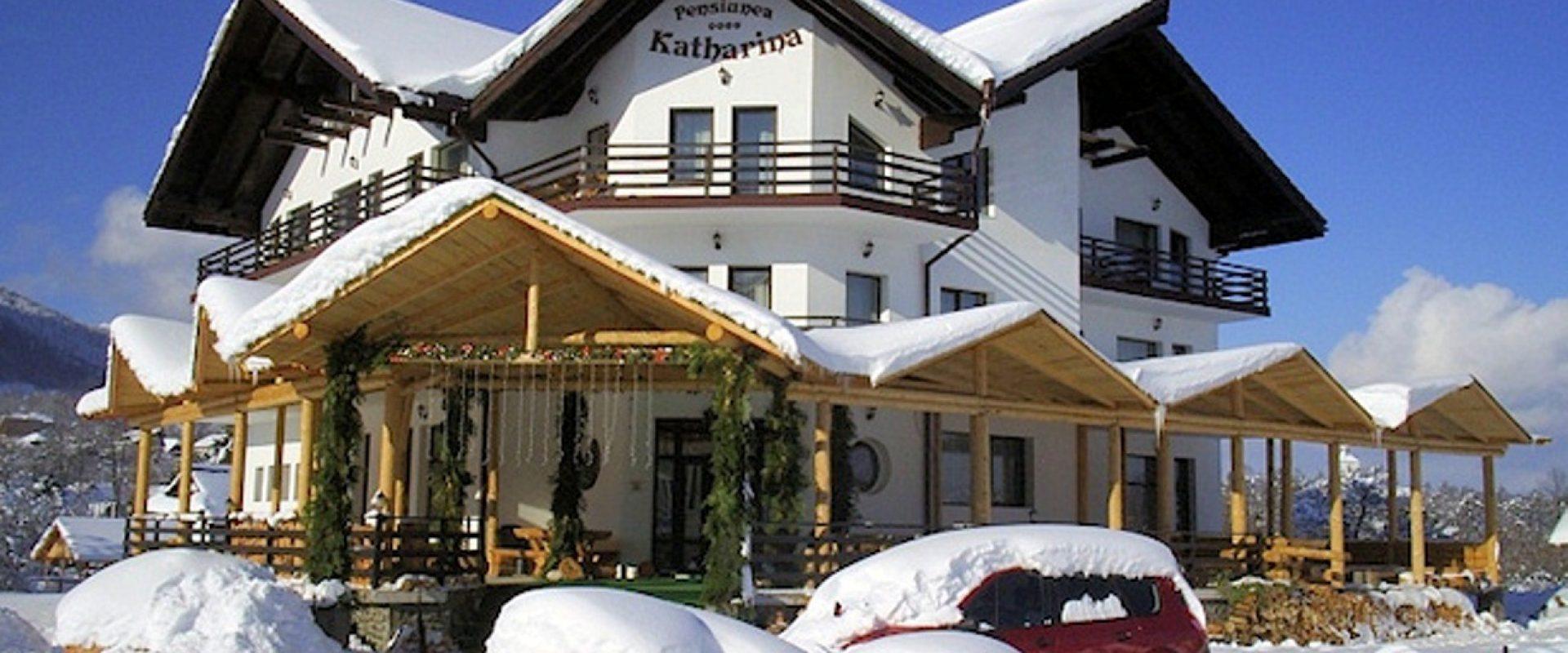 Vacanță la munte în România, Moeciu, Pensiunea Katharina