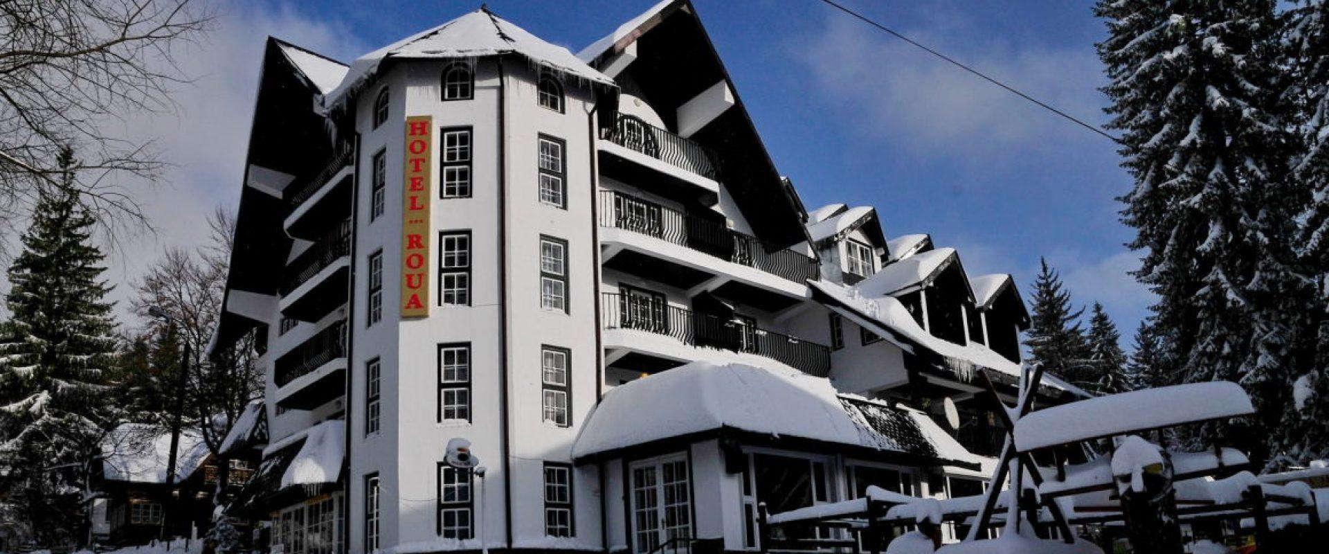 Vacanță la munte în România, Predeal, Hotel Roua