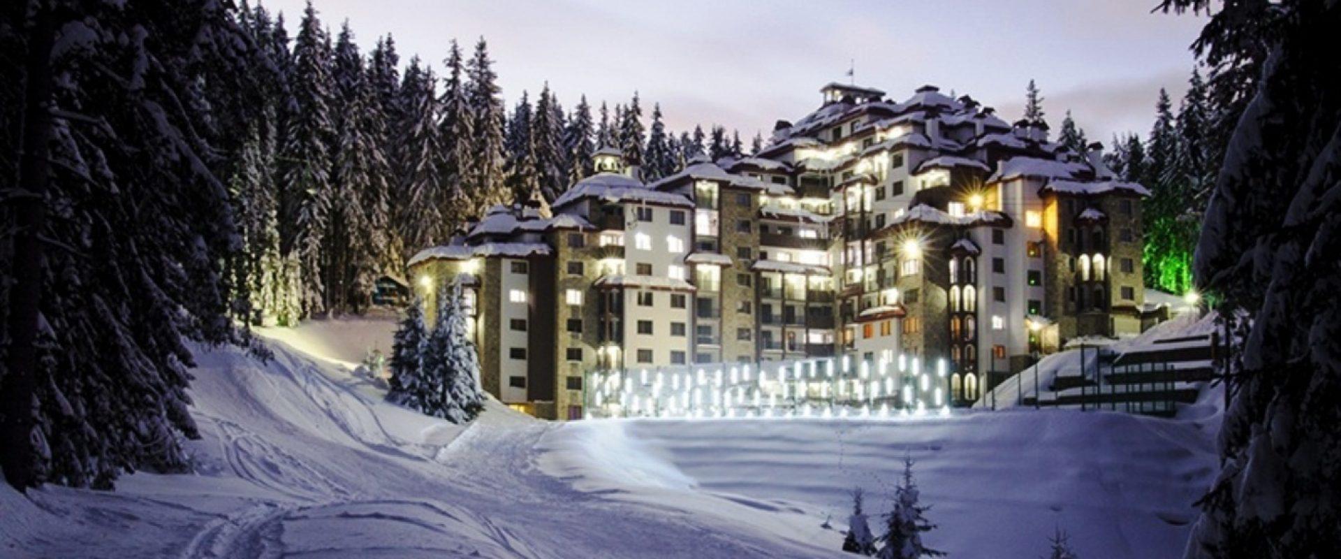 Горы Болгарии, Пампорово, Отель Complex Kamelia