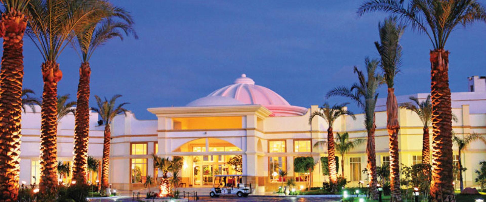 Egipt, Sharm El Sheikh, Renaissance Golden View Beach Resort
