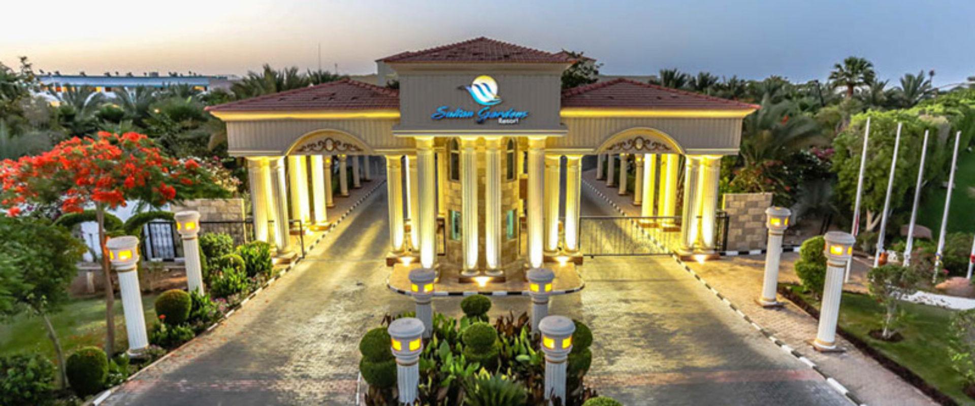 Odihnă la mare în Egipt, Hotel Sultan Gardens