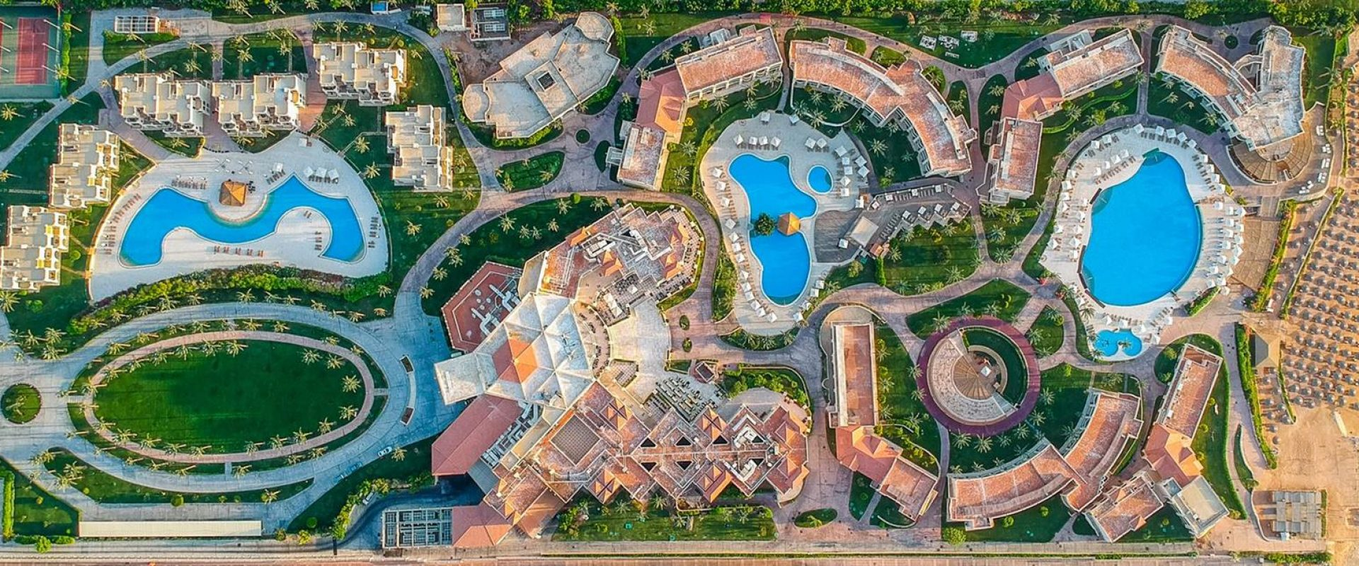 Egipt, Sharm El Sheikh, Hotel Cleopatra Luxury Resort