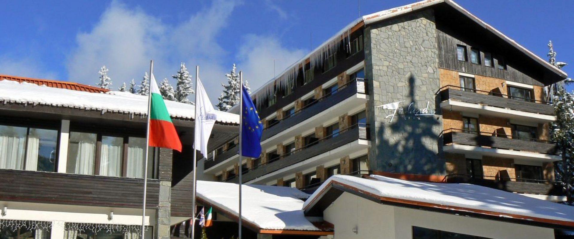 Sejur în munții Carpați, Bulgaria, Pamporovo, Hotel Finlandia