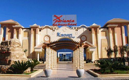 Egipt, Sharm El Sheikh, Hotel Xperience Sea Breeze Resort