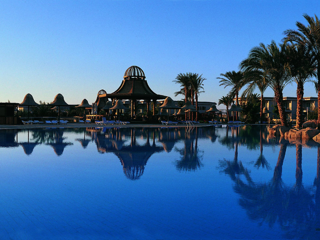 Egipt, Sharm El Sheikh, Hotel Parrotel Beach Resort