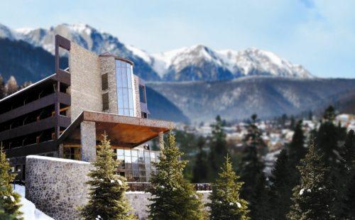 Odihnă la munte în România, Azuga, Hotel Lux Garden