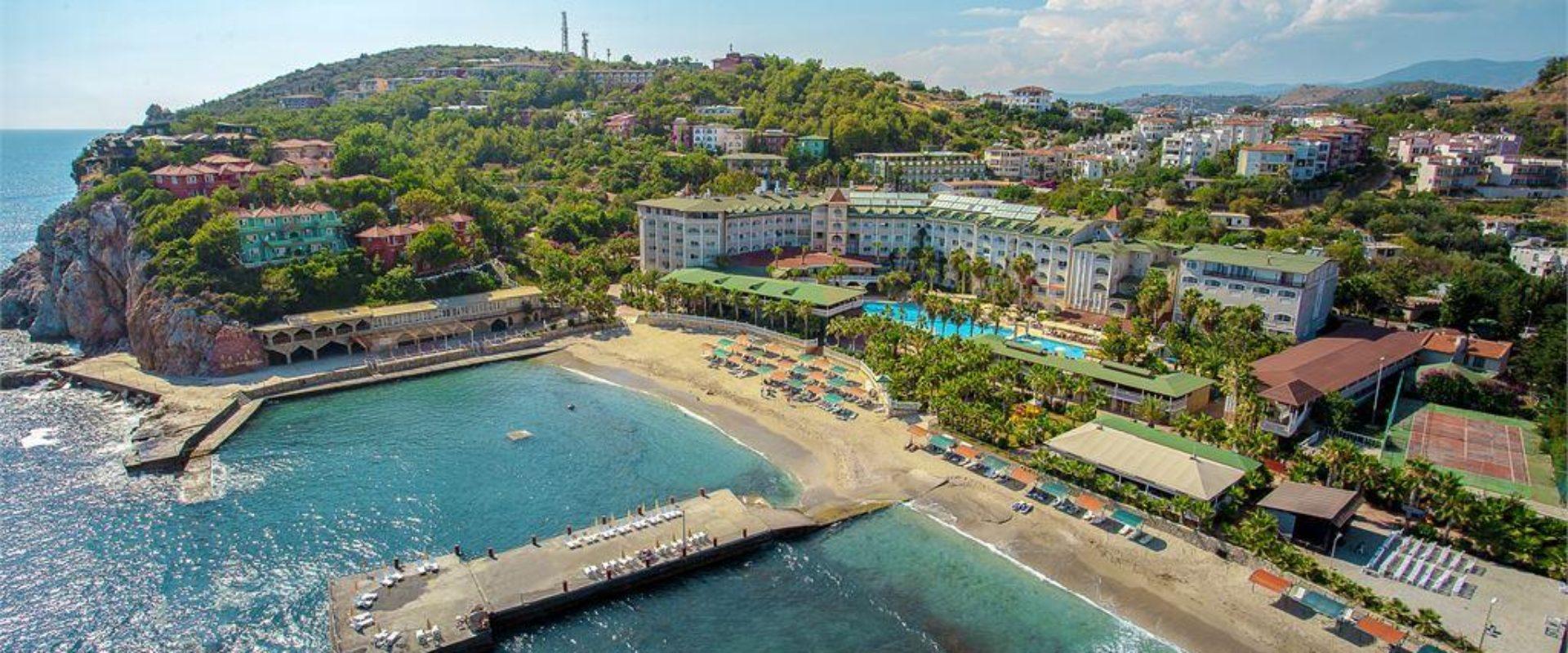 Odihnă în Turcia 2020, Alanya, Hotel Kemal Bay