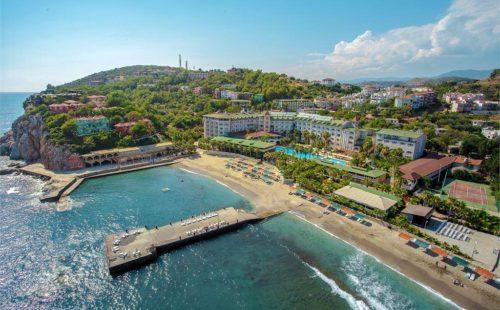 Отдых в Турцию, Аланья, Отель Kemal Bay