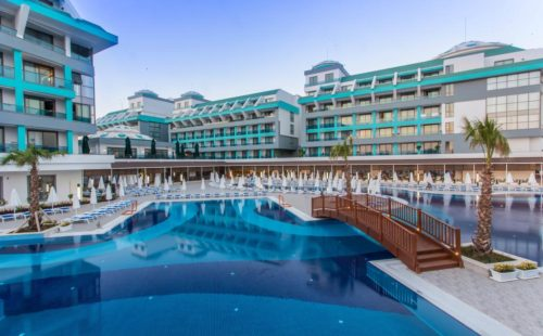Odihnă în Turcia, Belek, Hotel Sensitive Premium Resort & Spa