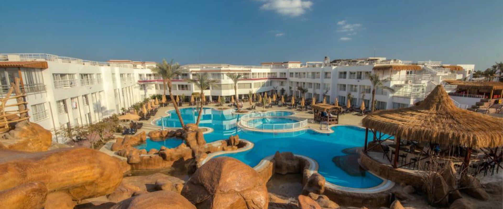 Ofertă la mare în Egipt, Hotel Sharming Inn