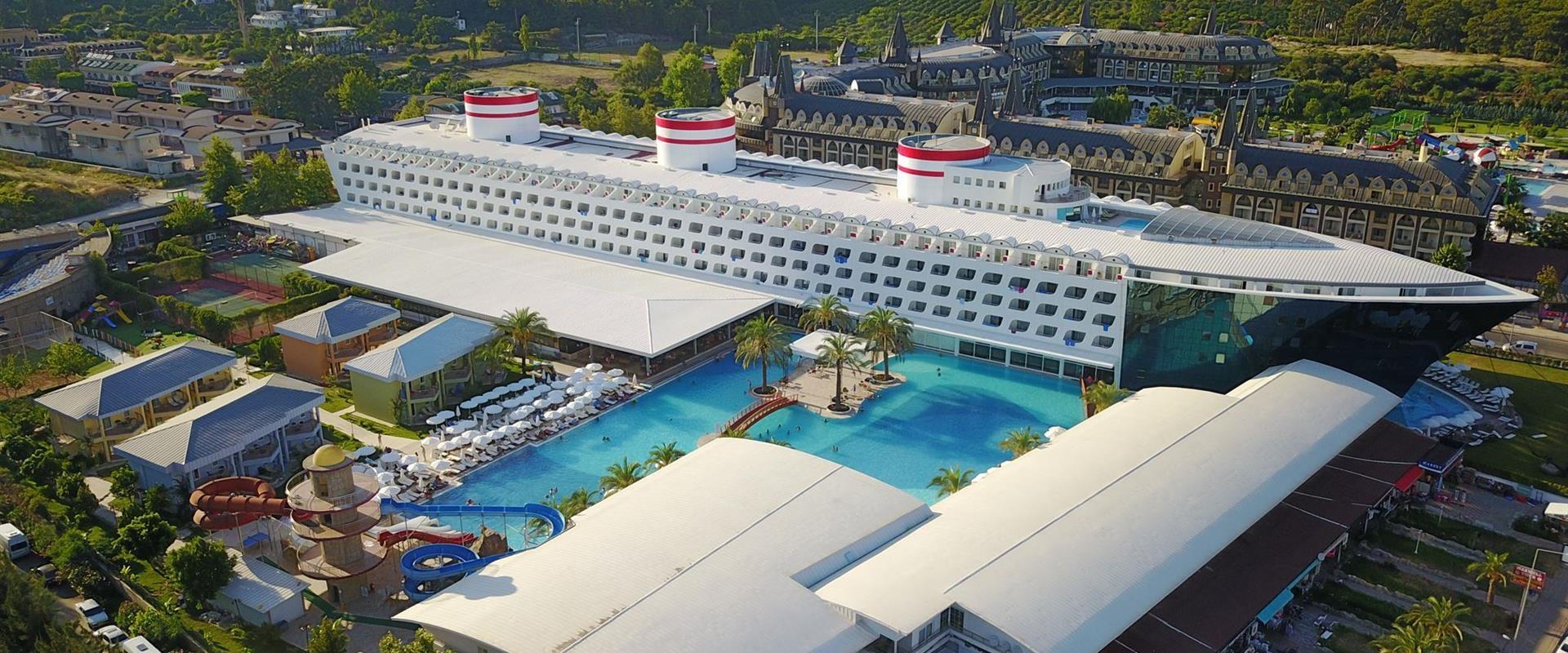 Sejur în Turcia, Kemer, Transatlantik Hotel & Spa