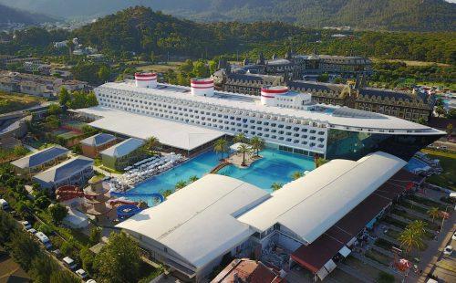 Отдых в Турцию, Кемер, Отель Transatlantik Hotel & Spa
