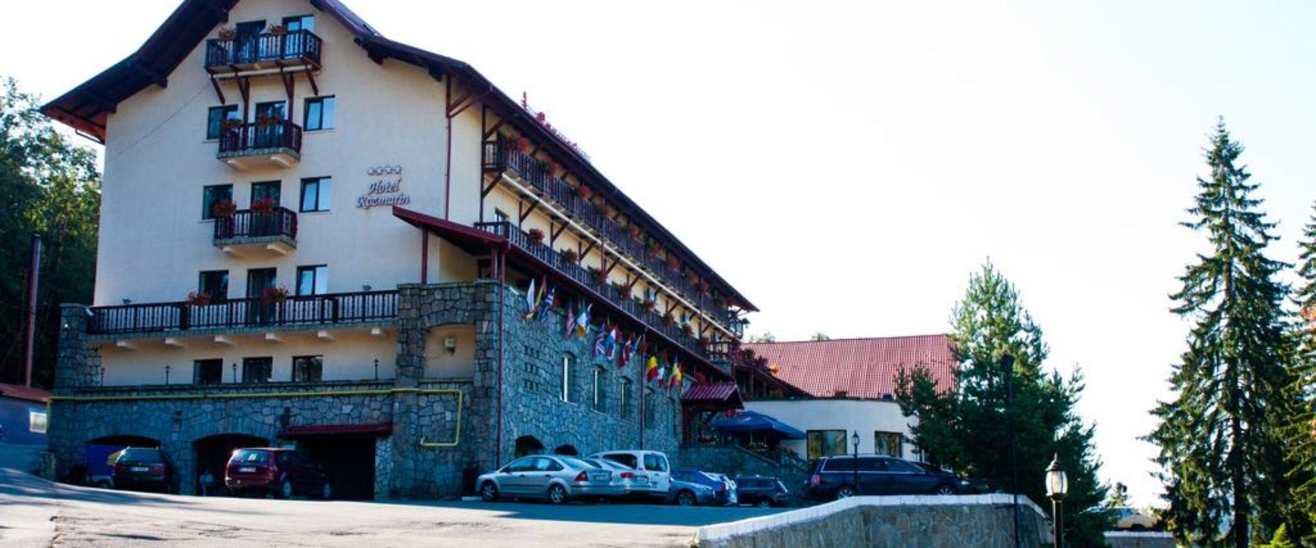Sejur în Predeal, autocar din Chișinău, Hotel Rozmarin