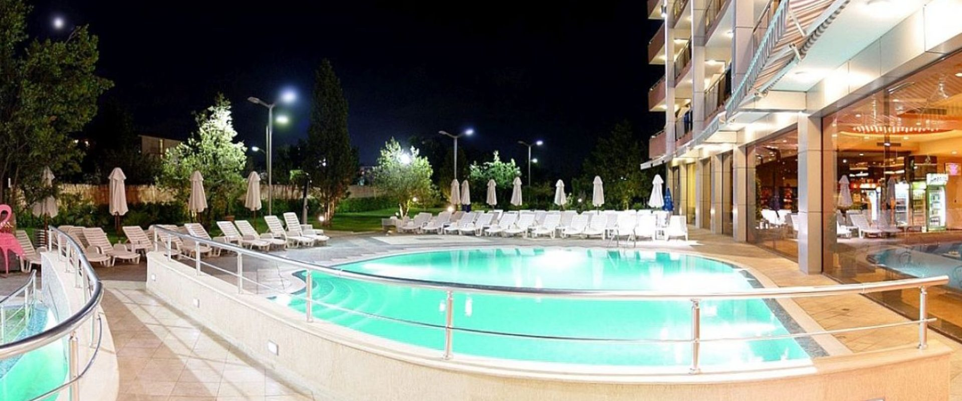 Bulgaria, Sunny Beach, Flamingo Hotel