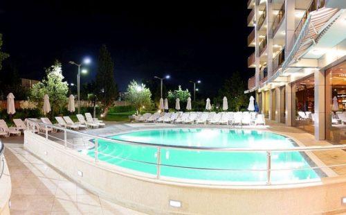 Болгария, Солнечный Берег, Отель Flamingo
